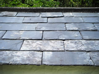 binn-dubh roof slates